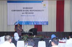 Workshop CSR Berbasis ISO 26000 di PLN