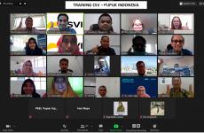 ISVI Selenggarakan Online Training CSV Untuk PT Pupuk Indonesia